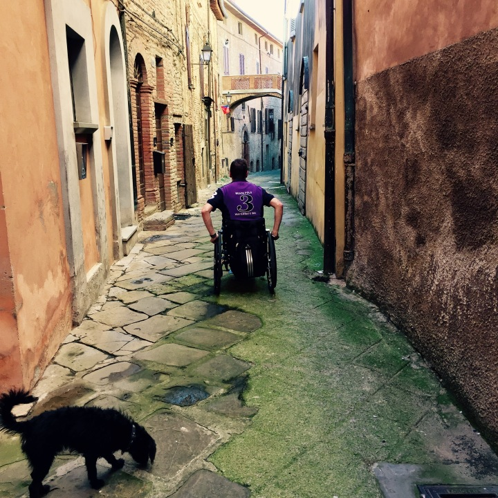 Travels with a Wheelchair –Italy