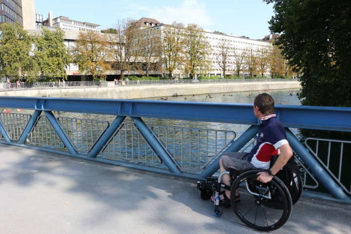 Travels with a Wheelchair – Zurich
