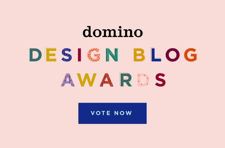 Exciting News – Nominated for Domino Magazine Blog Awards!