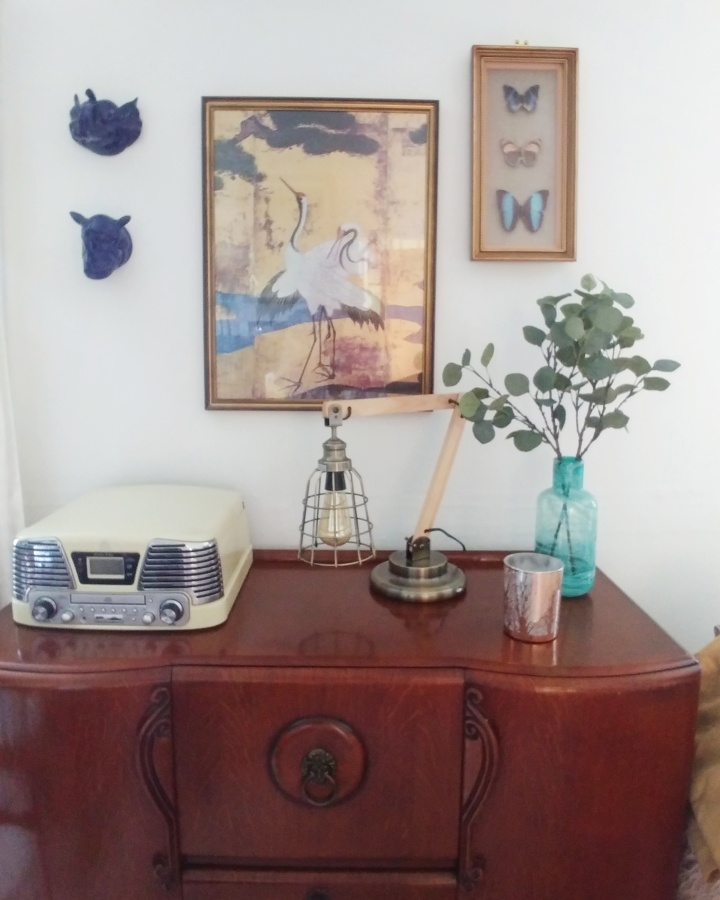A Conversation with… Rachael from Eclectic Eccentric Home