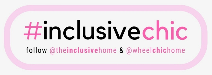 Launch of Instagram #inclusivechic challenge – sharing inclusive design